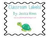 Material Labels