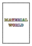 Material World Title Page