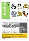 EcriLec: Apprentissage de la lecture et de l'écriture avec les sons de base