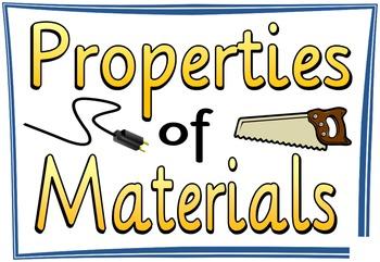Materials (BUNDLE PACK)