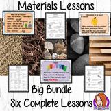 Materials Big Lesson Bundle – Primary Science