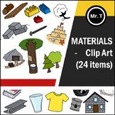 Materials - Clip Art