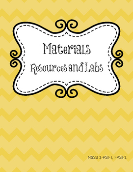 Materials Labs and Activities