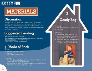 Materials Lesson Plan