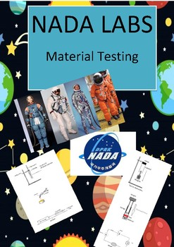 Materials Testing with a space science vibe.