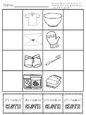 Materials Worksheets
