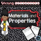 Materials and Properties Worksheets & Printables