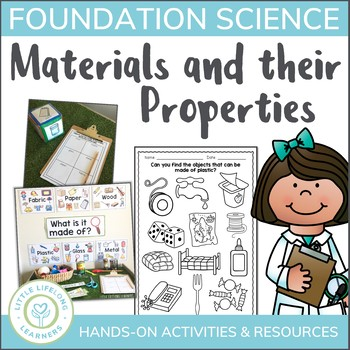 Materials and their Properties - A Foundation Science Unit