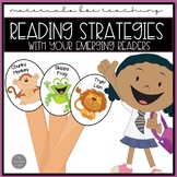 Materials for Teaching Reading Strategies for the Elementary Teacher