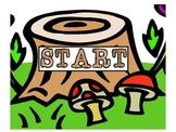 Materials for the Stump Journey Behavior Plan