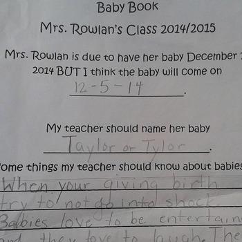 Maternity Leave Student Survey