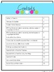 {Editable} Maternity/Long-Term Substitute Packet for Speech and Language