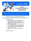 Math 10 & 11 - Multiplying & Dividing Radicals, Worksheet