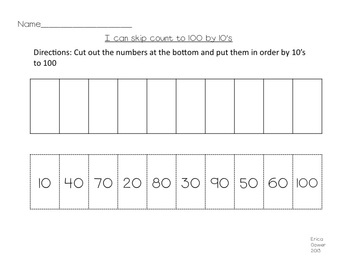 Math Common Core practice pages