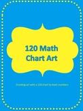 Math 120 Chart Art