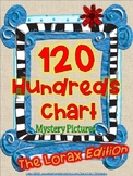 Math: 120 Chart Mystery Picture Literature
