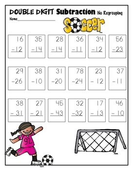 Math 1st Grade CC- No Prep Review, Practice, & Games: May/June