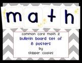 Math 2--Bulletin Board Set