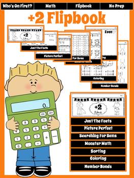 Math:  +2 Flipbook