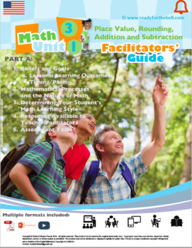 Math 3: FULL YEAR BUNDLE