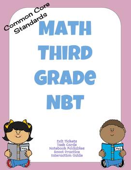 Math 3.NBT Practice Pack