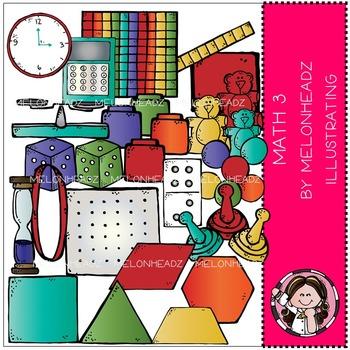 Math 3 by Melonheadz COMBO PACK