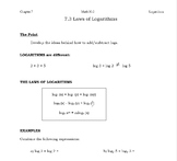 Math 30-2 Entire Course (Class Notes)