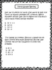 Math: 3rd Grade Review The Common Core