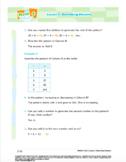 Math 4: ALGEBRA Complete Unit Bundle