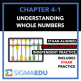 Math 4 - Chapter 1: Understanding Whole Numbers | SIGMA Education