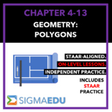 Math 4 - Chapter 13: Geometry: Polygons | SIGMA Education