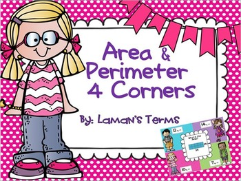 Math 4 Corners Bundle