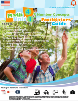 Math 4: FULL YEAR BUNDLE