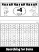Math:  +4 Flipbook
