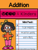 Math 4 Kinders : Addition