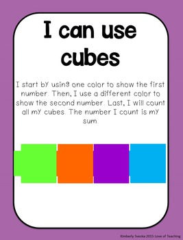 Math 4 Kinders : Addition