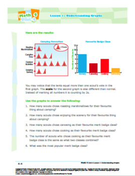 Math 4: STATISTICS Complete Unit Bundle
