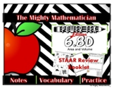 Math 6.8D STAAR Readiness Review Booklet