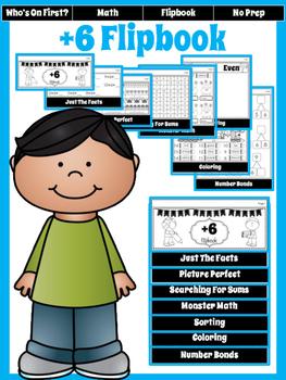 Math:  +6 Flipbook