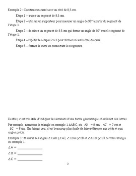Math 6 French 4.3