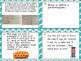 Math 6 SOL Remediation Puzzle Game PART 3 Review Middle School Task Cards fun!