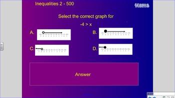 Math 6 Virginia SOL Review Games Bundle