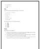 Math 7 1st Quarter Review w/ Mr. Potato Head