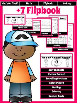 Math:  +7 Flipbook