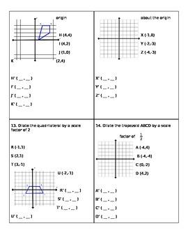 Math 7 Quiz 15