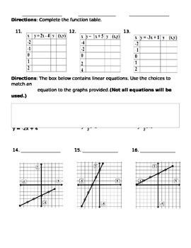 Math 7 Quiz 16