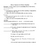 Math 7 Virginia VA SOL 7.10 Writing Linear Equations Lesson 6-11