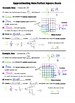 Math 8 Guided Interactive Math Notebook Page: Estimating Square Roots (v1)