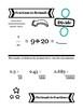 Math 8 doodle notes - 1