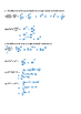 Math 9 Quiz: Exponents Quiz with FULL SOLUTIONS